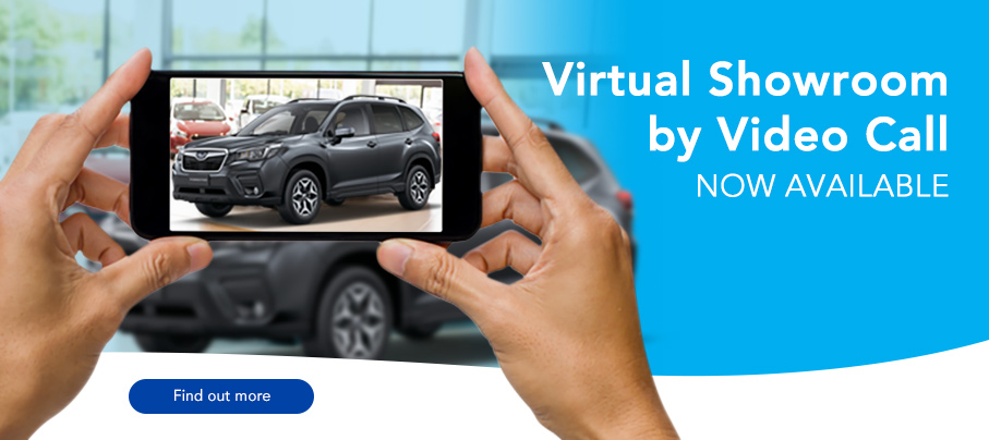 Jarvis Subaru Virtual Showroom