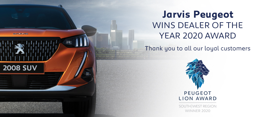 Peugeot Dealer of the Year