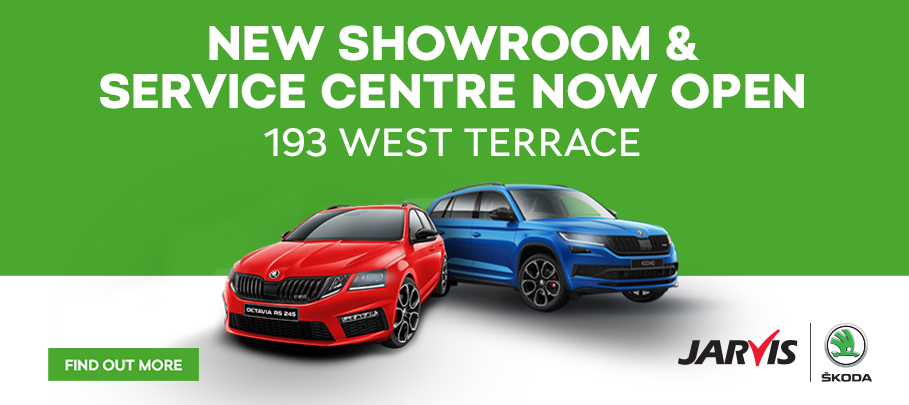 Skoda New Sales Showroom