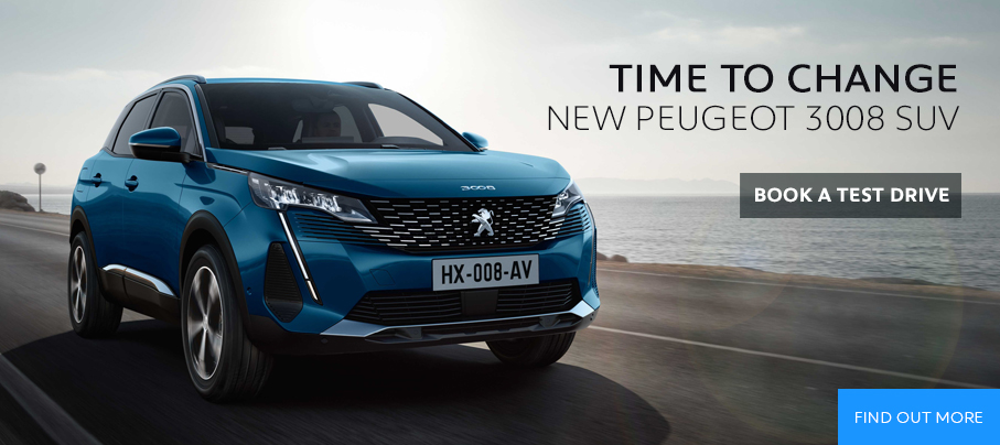 Peugeot New 3008
