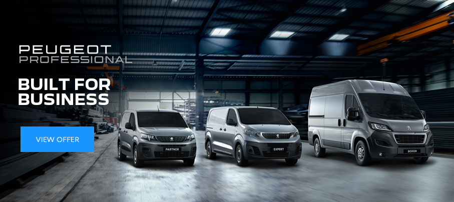 Peugeot Commercial Offers May 2021