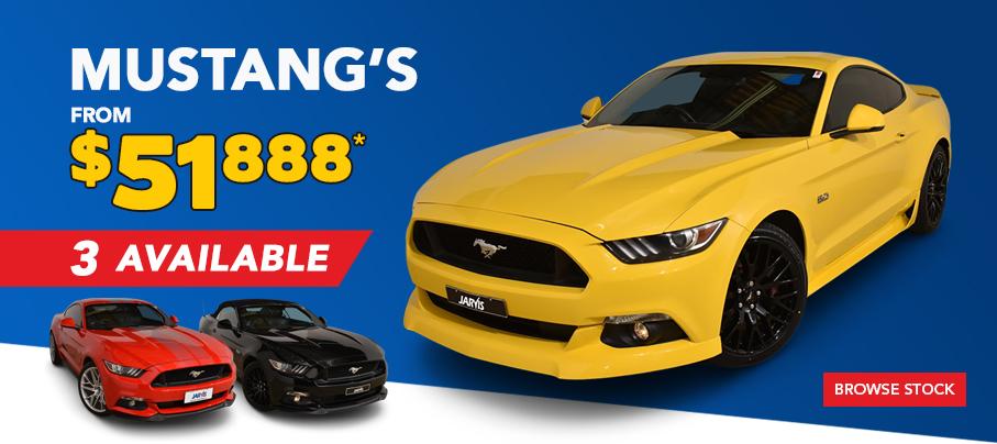 Gepps Mustangs