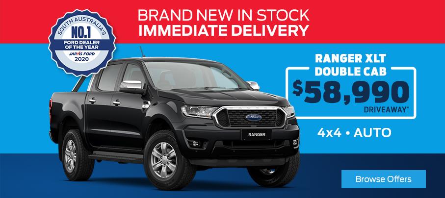 Ford Ranger In Stock