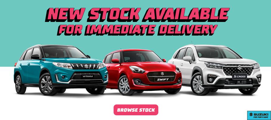 Suzuki New Stock