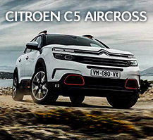 Citroen C5 Aircross has arrived