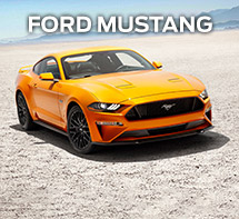 New Ford Mustang 2020