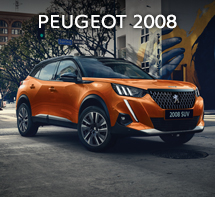 Peugeot 2008 Has Arrived