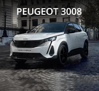 All-New Peugeot 3008