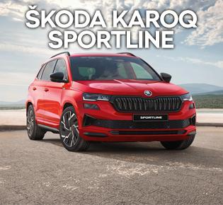 Skoda Karoq Sportline