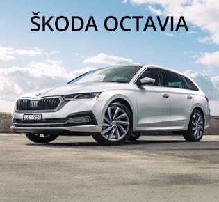 Skoda New Octavia