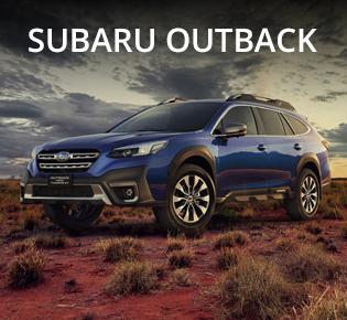 Subaru Outback 2021 Launch
