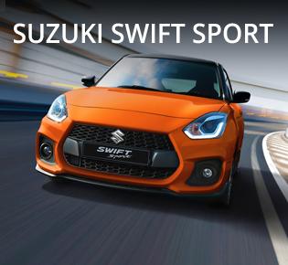All-new Suzuki Swift Sport